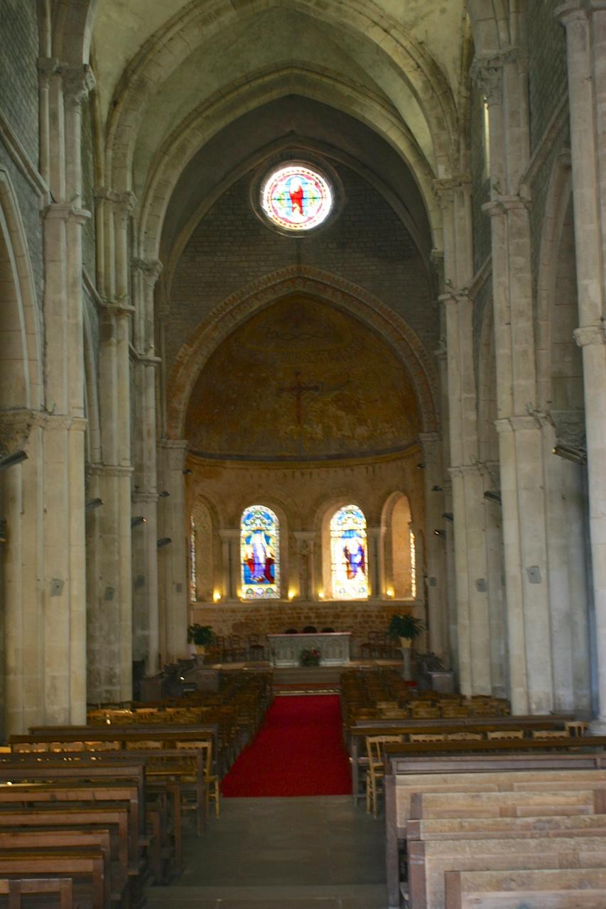 919Avallon, Saint-Lazare
