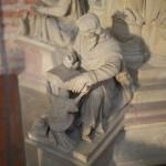 Trier, Dom | Evangelist Matteüs