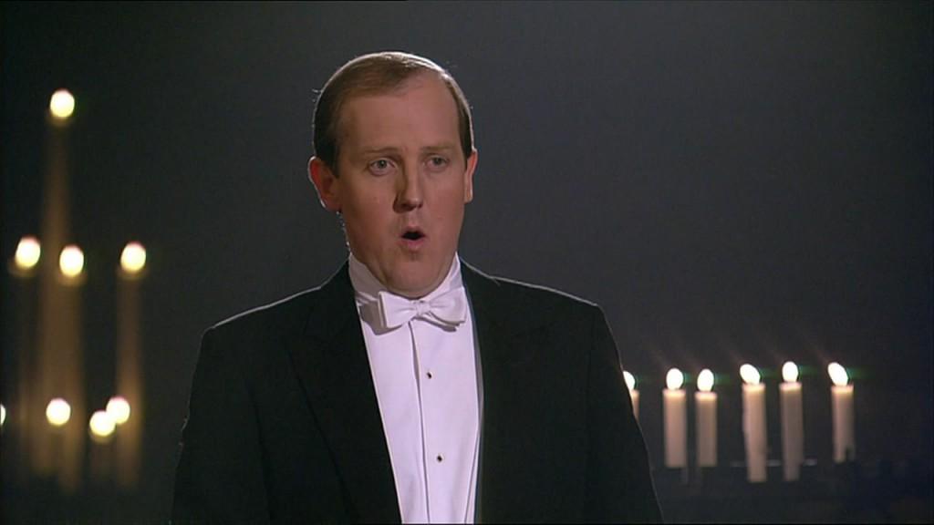 Alastair Miles, bas - Pieterskerk Leiden 1993