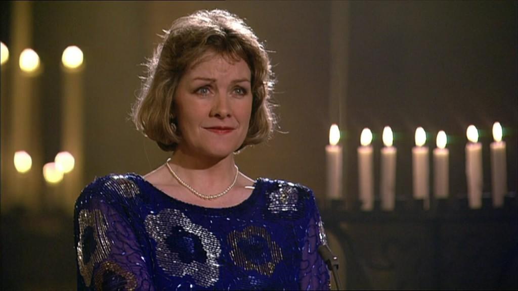 Lynne Dawson, sopraan - Pieterskerk Leiden, 1993