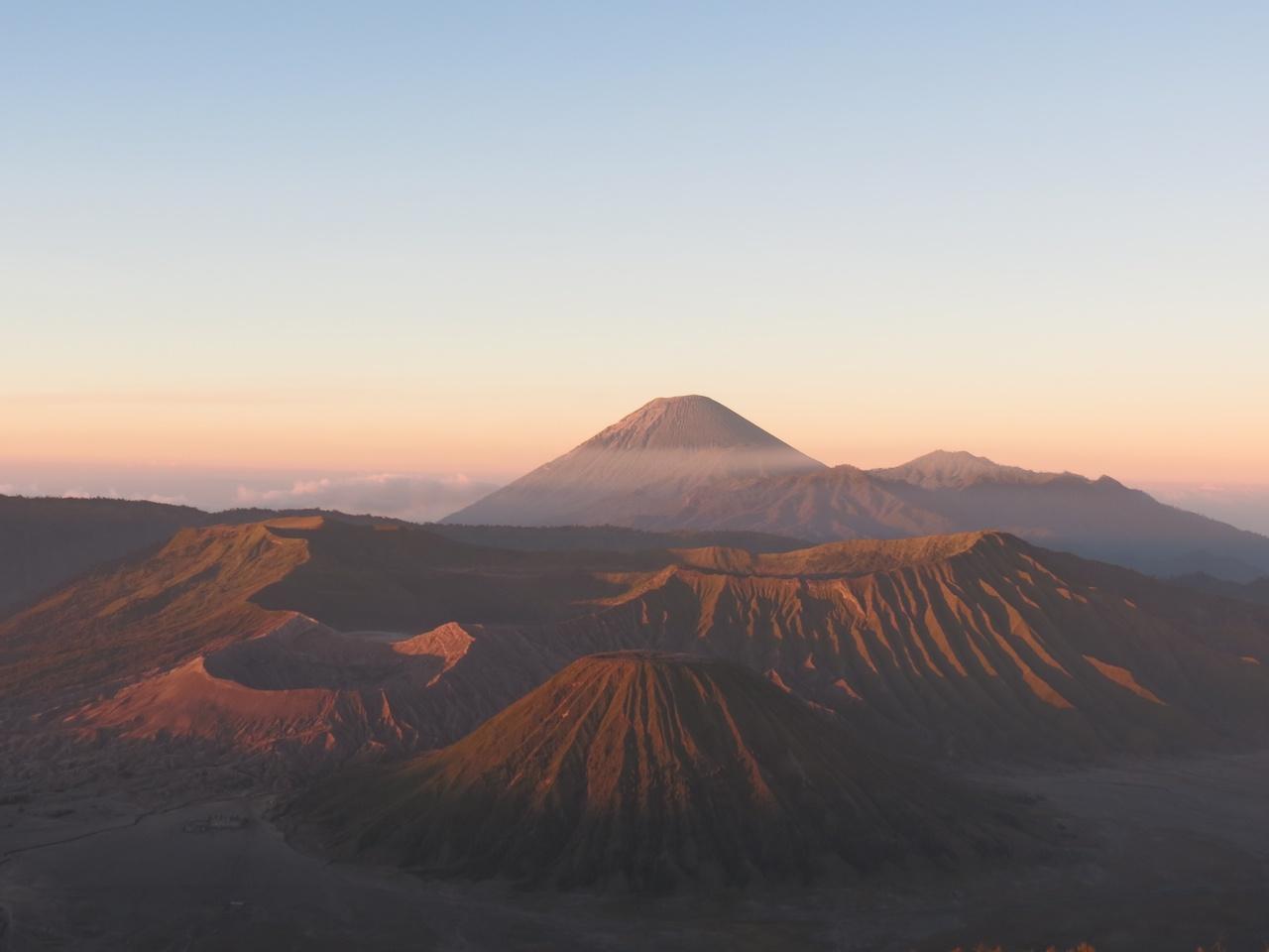De Bromo-vulkaan, Java op z'n mooist
