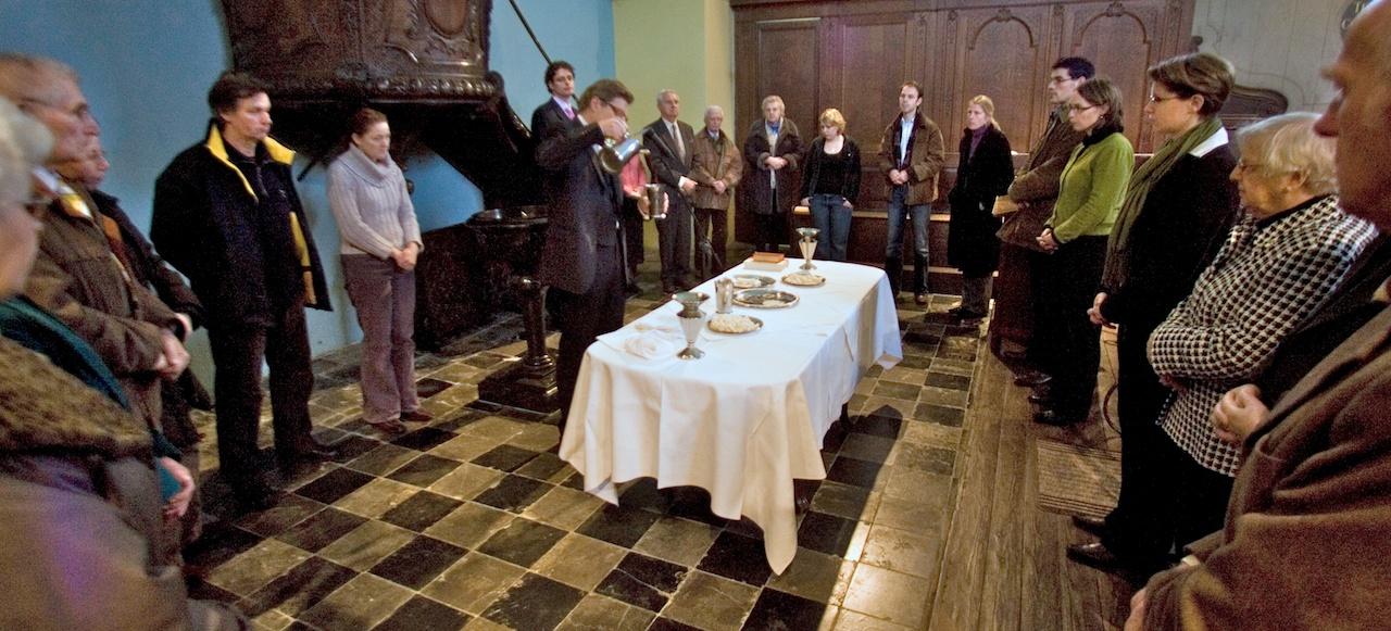 Liturgiek op het Seminarie (II)