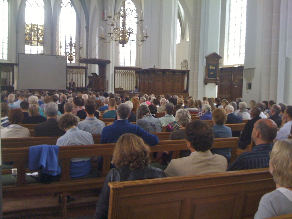 Veertig jaar Wycliffe Bijbelvertalers Nederland