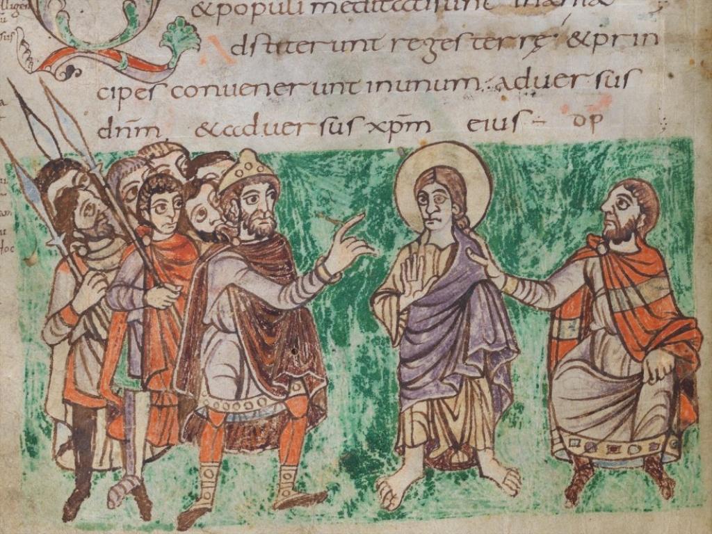 Psalm 2 en het drievoudige Psalterportaal