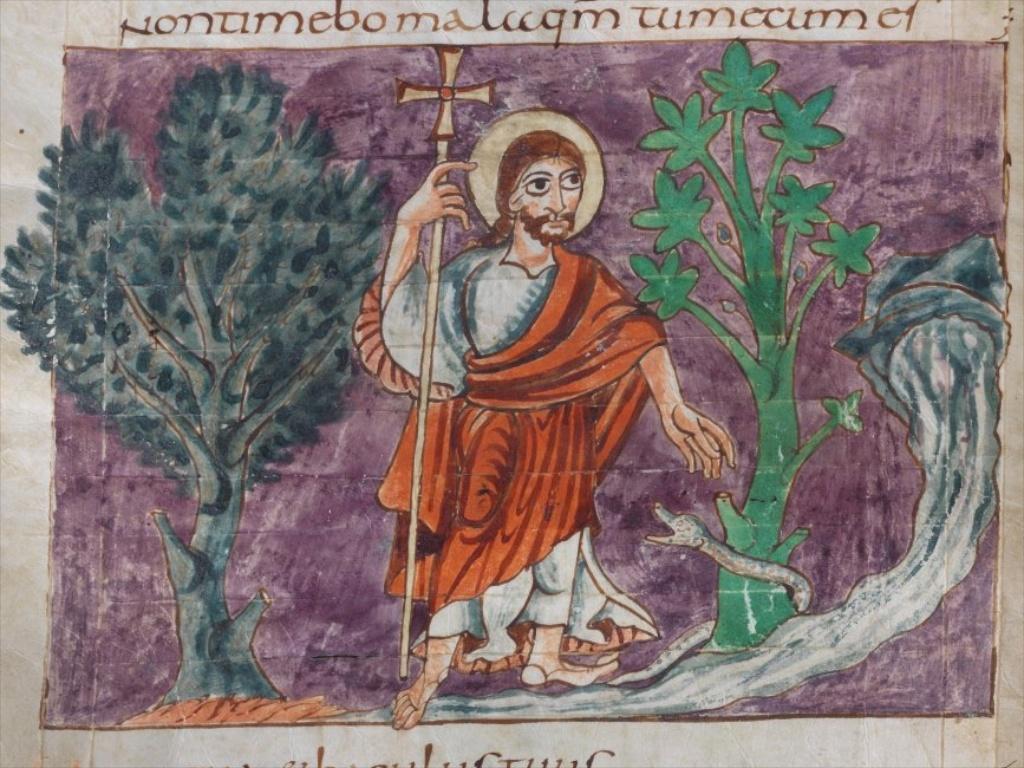 Psalm 23 herlezen, gevierd en gevarieerd