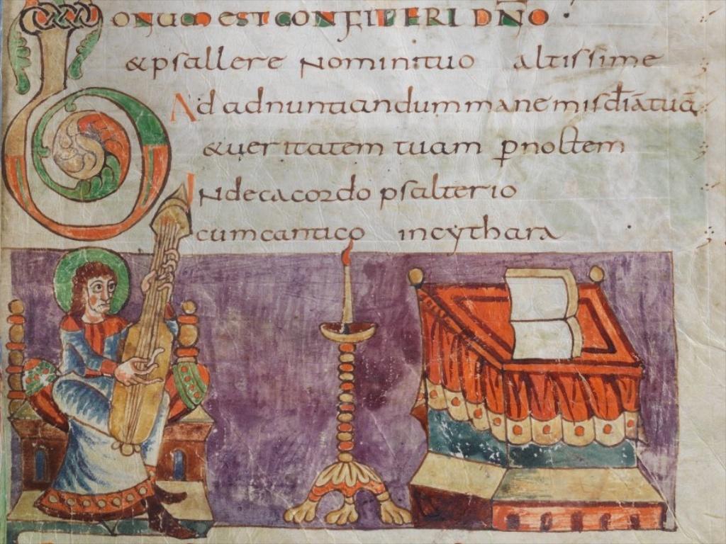 Het Psalter als gebedenboek