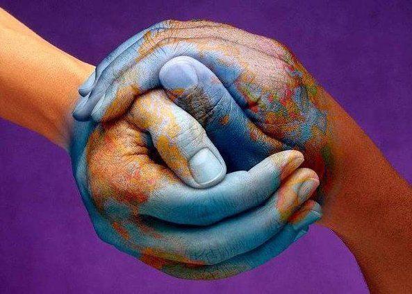 Vrede op aarde is niet ver