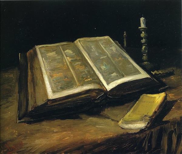 Te gast in de Noorderkerk (III) Vincent van Gogh