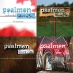 Psalmen voor Nu, CD-covers van de eerste acht CD's
