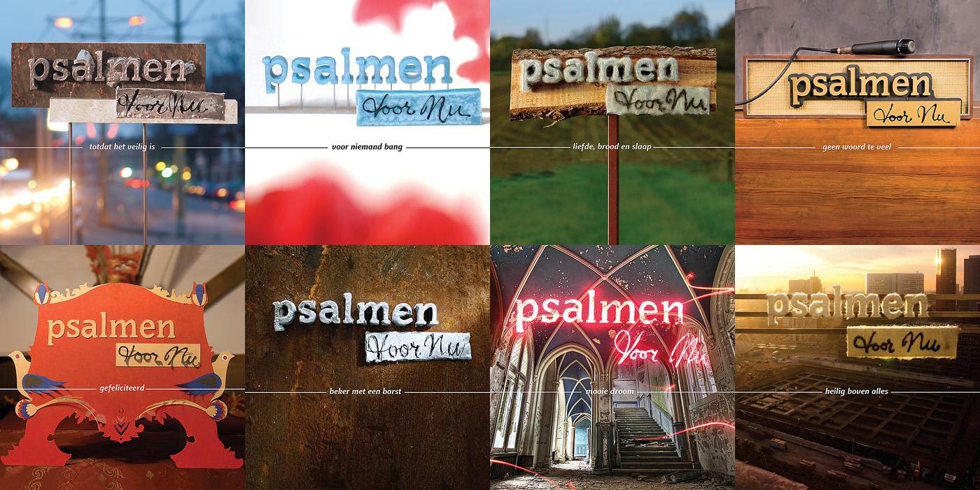 Psalmen voor Nu register op Psalmnummer