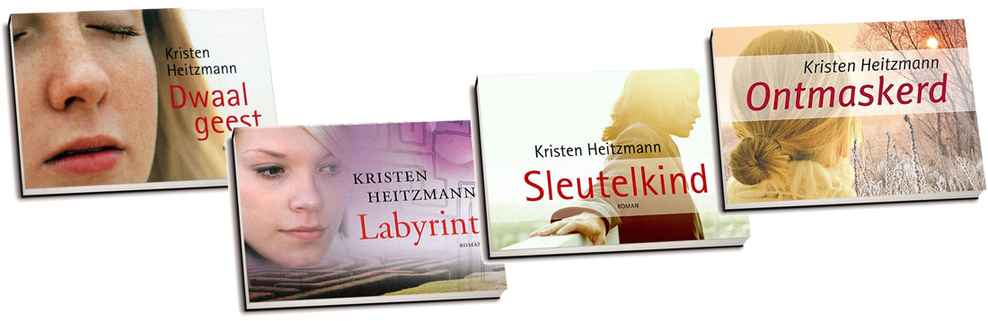 Kristen Heitzmann, book list
