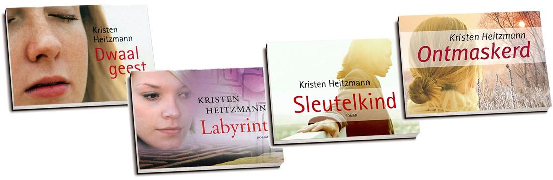 Kristen Heitzmann, book list