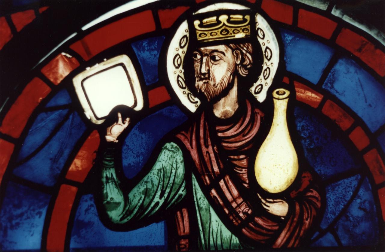 De vierentwintig violen van de koning -een hemelse liturgie-