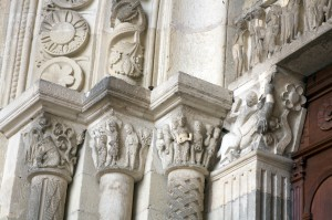 Autun, La cathédrale Saint-Lazare