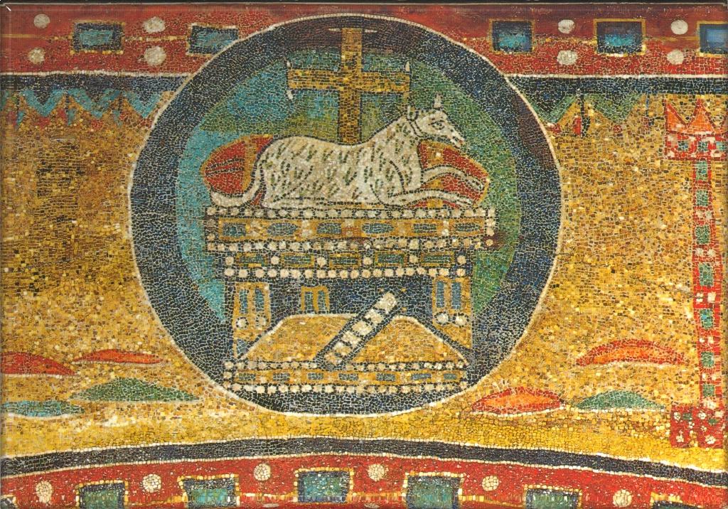 Openbaring 4 en 5: een hemelse (paas?)liturgie