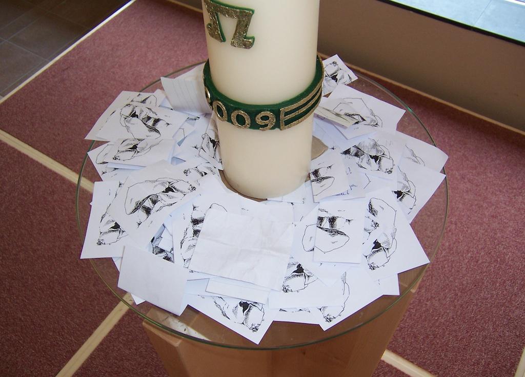De paaskaars in Nederlands Gereformeerde kerken. Gevoel voor symboliek groeit