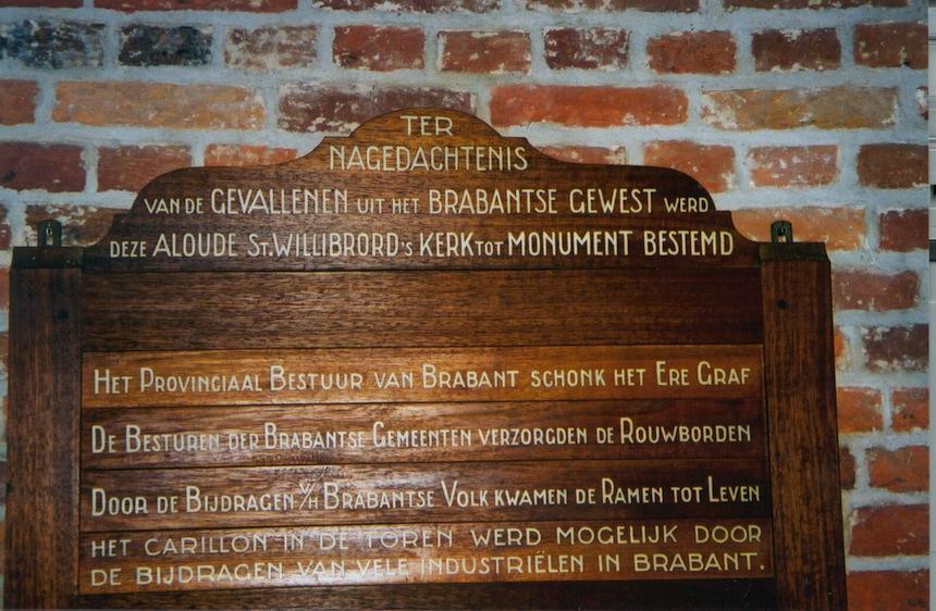 Geschiedenis van de oude Willibrorduskerk